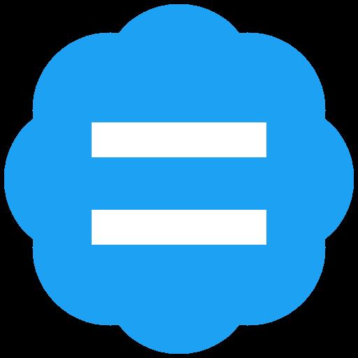 :equal: